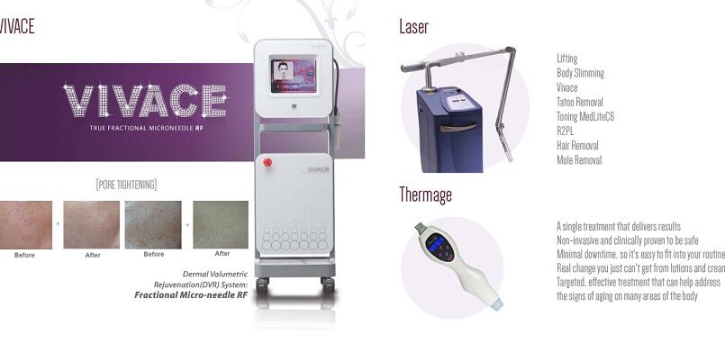 Vivace Fractional Microneedling Therapy – BHC Medical Centre